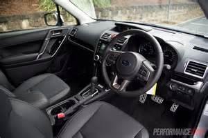 Subaru Forester Xt Interior 2016 Subaru Forester Xt Facelift 2016 Subaru Forester