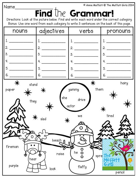 2nd grade grammar christmas baby sign language 21 words and signs to grammar language the and