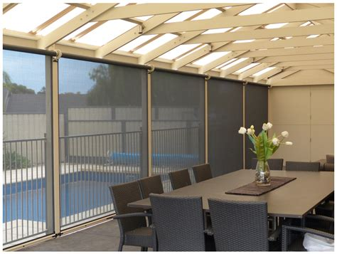 alfresco awnings outdoor blinds ziptrak roller shutters awnings