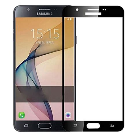 Samsung J7 Prime Premium Tempered Glass Screen Protector samsung galaxy j7 prime tempered glass screen protector 綷 綷 綷