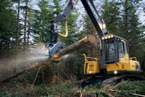 Alat Berat Kehutanan macam dan jenis alat berat untuk kehutanan forestry