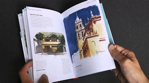 the urban sketching handbook the urban sketching handbook architecture and cityscapes youtube