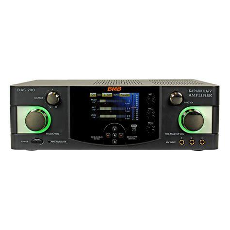 Karaoke Mixer Lifier Ma 1600 bmb das 200 300w 2 channel karaoke mixing lifier