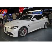 Nuova Alfa Romeo Giulia Quadrifoglio Bianca