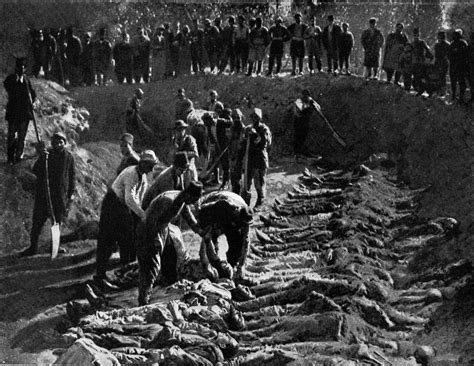 25 of the worst massacres in history