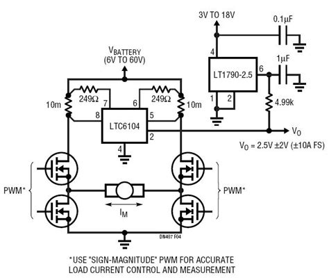h bridge current sense resistor solutions bidirectional h bridge monitoring with single ended output