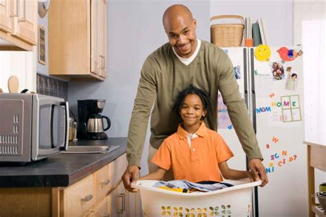 10 benefits of chores for your child with special needs