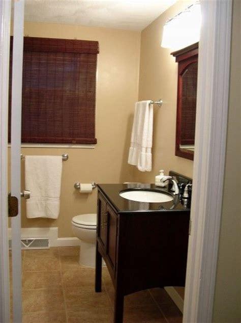 Pinterest Small Bathroom Ideas Small Bathroom Makeovers Remodelaholic Small Bathroom
