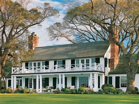 Colonial Revival Style Homes Federal Style Homes Southern