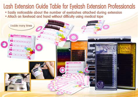 eyelash extension table lash extension guide table buy lash extension guide table lash extension tool extension guide