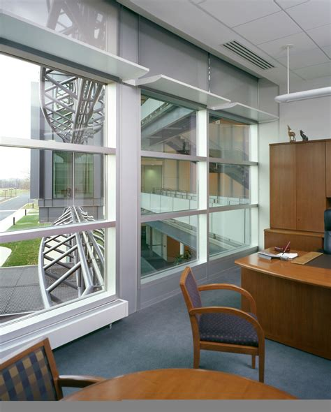 Interior Light Shelf by Energy Efficient Commercial Windows And Curtainwall