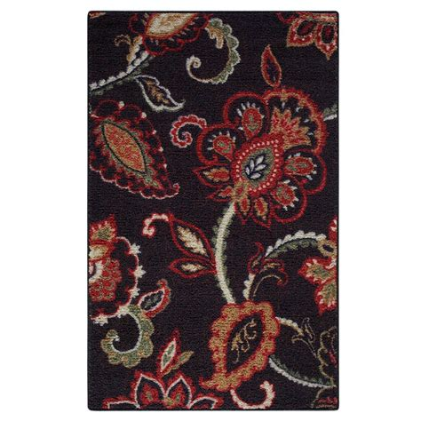maples exploded floral rug exploded floral brown accent rug maples rugs