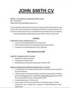 Cv Template Help by Help With My Cv Resume Cv Template Exle