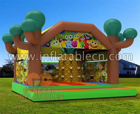 bounce house games fruit bounce house gb 331 inflatables
