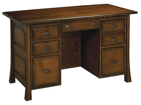 Solid Wood Office Desk Office Furniture Solid Wood Solid Wood Computer Desks For