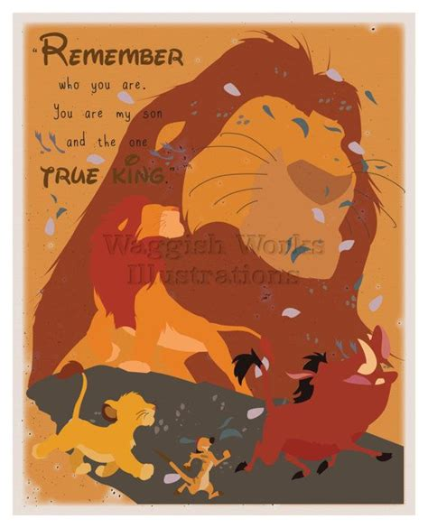 printable lion king poster disney s quot the lion king quot minimalist poster print simba