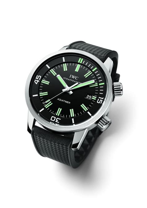 iwc dive watches iwc vintage aquatimer looks classic reminds