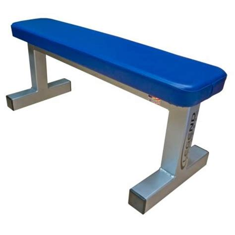 flat gym bench legend fitness flat utility bench