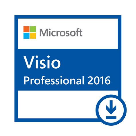 microsoft office visio professional microsoft visio professional 2016 license 1 pc