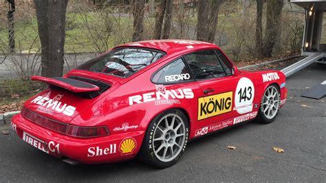 Porsche 964 Cup Car by For Sale 1990 Porsche 964 Cup Youtube