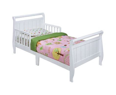 white toddler bed sleigh toddler bed white delta children products target