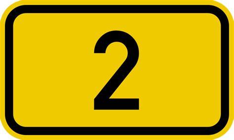 c section number 3 f 225 jl bundesstra 223 e 2 number svg wikisz 243 t 225 r