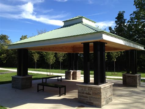 square gazebo square gazebo flow fabrication
