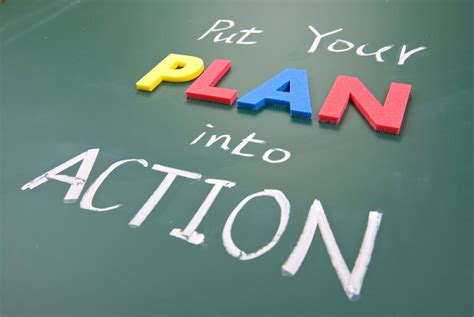 planning your dreams put your plan into action crss