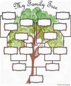 family tree forms templates family tree printable new calendar template site