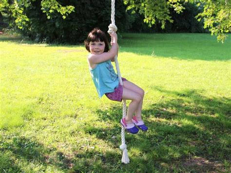 child rope swing how to make a rope spinner swing how tos diy
