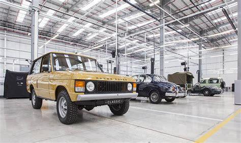 jaguar land rover parts jaguar land rover classic car restoration facility