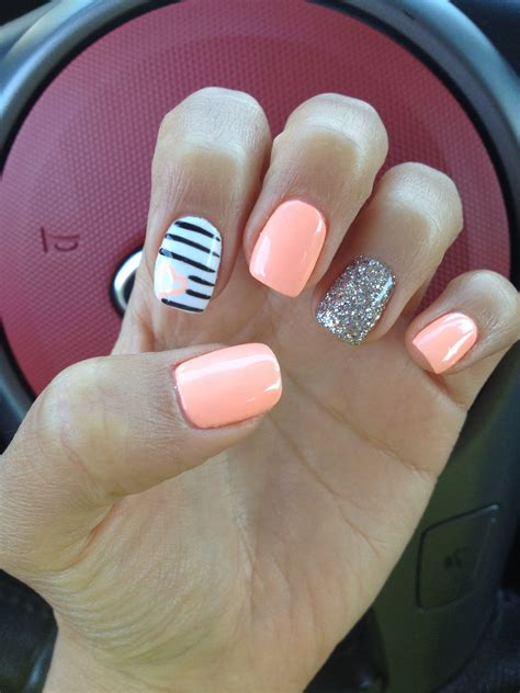 summer nails art ideas   fresh  sunny vibe