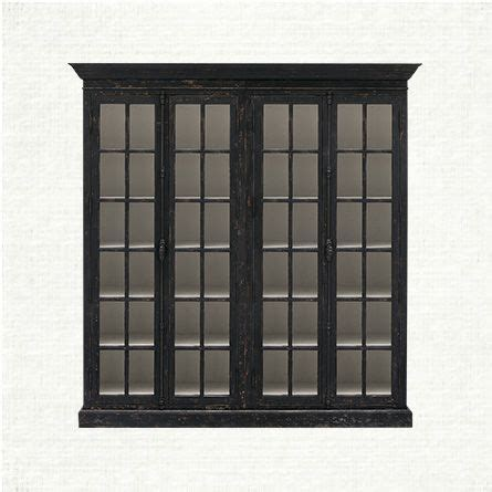 pacific stackable sliding glass doors cabinet espresso best 25 cabinet with glass doors ideas on