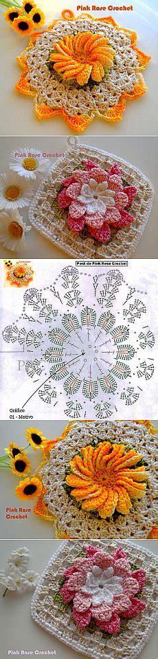 schemi di piastrelle all uncinetto schemi per piastrelle all uncinetto punti e spunti