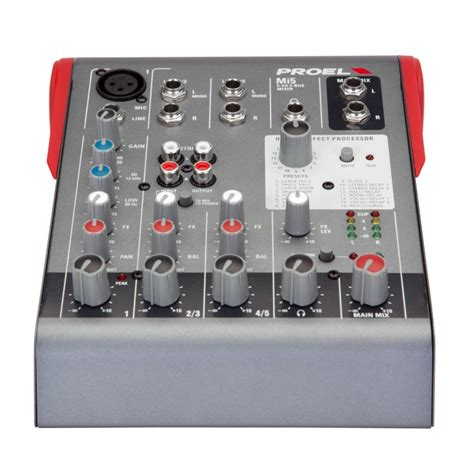 Mixer Proel Mi 10 Original mi5