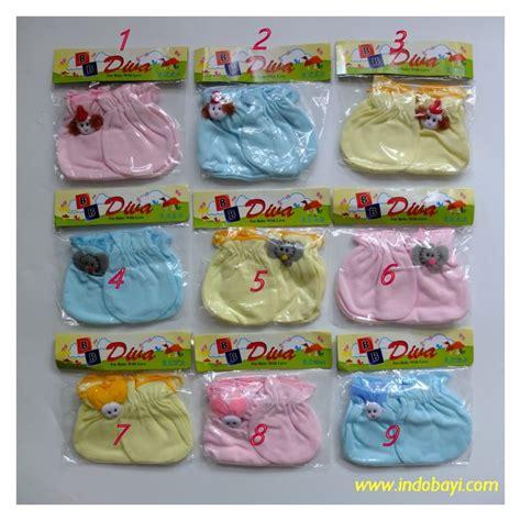Sarung Tangan Baby Set sarung tangan kaki baby idr 10rb per set