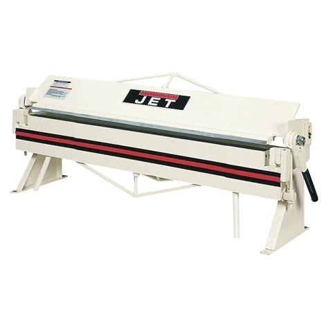 bench brake jet bench hand brake 48in capacity model 756216
