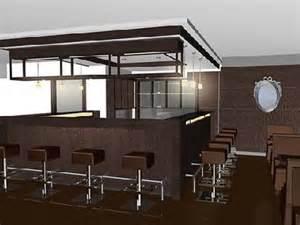 mobilier bar open space romania