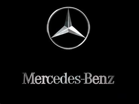 mercedes logo black and white september 2010 ned says thank you