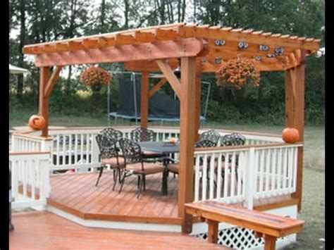 Carport Plans Ideas Pergola Plans Amp Projetcs Youtube