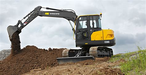 volvo global site volvo ec80d the biggest boy in class