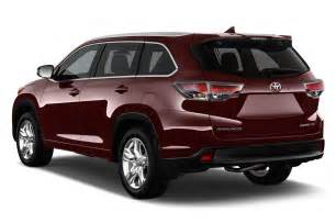 Toyota Highlander 2015 Pictures 2015 Toyota Highlander Hybrid Reviews And Rating Motor Trend