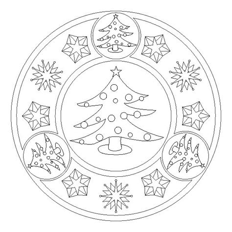 mandala coloring pages winter 92 best images about mandala winter on