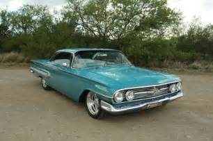 this 1960 chevy impala packs a 348 a 700 r4 and