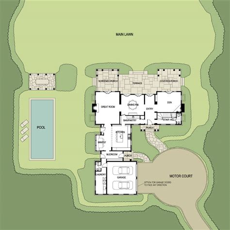 house site plan lily pond lane shingle style home plans by david neff