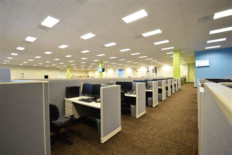 Call Room by Titan Built Alliance Data Call Center And Office Expansion
