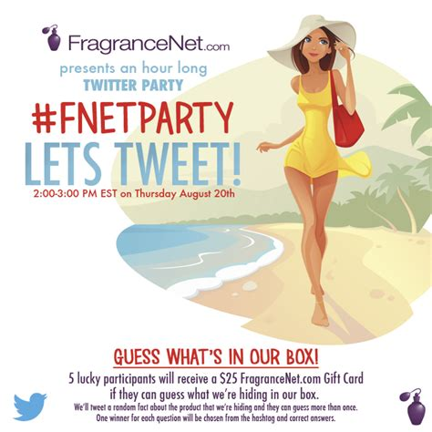 Twitter Sweepstakes Official Rules - august fnetparty guess what s in our box twitter sweepstakes official rules eau talk