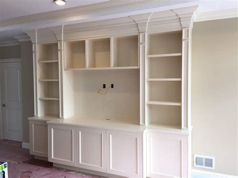 built in shelving units jacobswoodcraft custom wall units