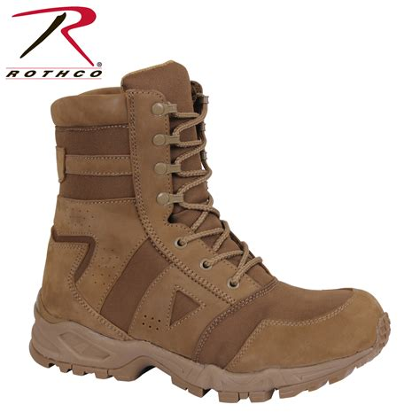 rothco boots rothco ar 670 1 coyote forced entry tactical boot