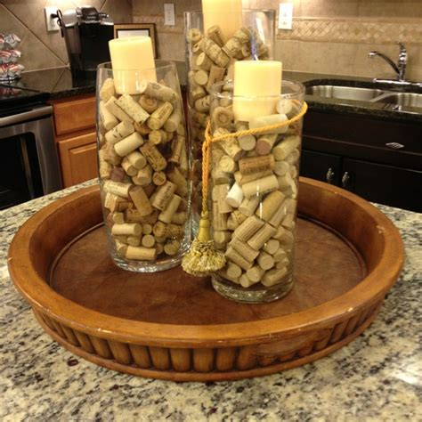 wine cork decor future house